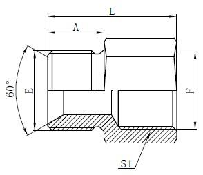 طراحی آداپتورهای شیلنگ استاندارد بریتانیا