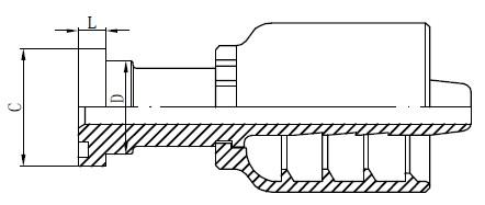 طراحی اتصالات هیدرولیک فولاد ضد زنگ
