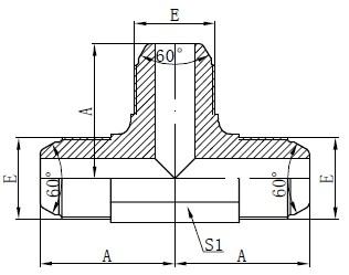 برنده استاندارد AK شکل طراحی